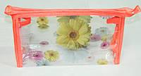 Косметичка женская прозрачная кпх 6, фото 1