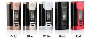 WISMEC Predator 228W (Sinuous P228) TC - Батарейный блок для электронной сигареты. Оригинал