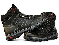 Зимові черевики чоловічі на хутрі Львівське виробництво (КЛА-12ч) c755dccf6af49