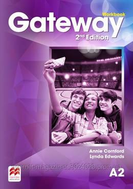 Gateway 2nd Edition A2 Workbook ISBN: 9780230470880, фото 2