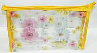 Косметичка женская прозрачная кпх 12, фото 1