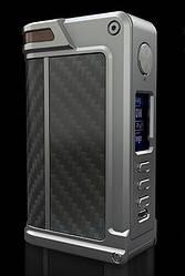 Lost Vape Paranormal DNA250C TC - Батарейный блок для электронной сигареты. Оригинал Silver, Black Grey Kevlar+Carbon Fiber