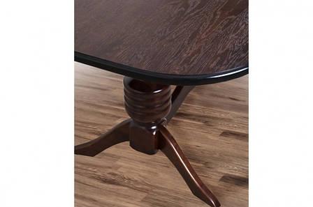 Стол обеденный раскладной Гетьман орех, фото 2