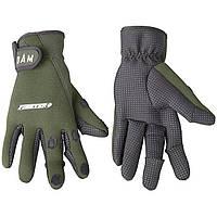 Перчатки DAM Fighter Pro+ Neoprene Gloves с отстегными пальцами 2мм неопрен  L