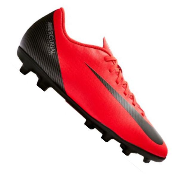 Футбольные Бутсы Nike Mercurial Vapor 12 Club CR7 FG MG 600 (AJ3723-600) —  в Категории