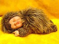 Кукла-младенец ANNE GEDDES - ЁЖИК (23 см)