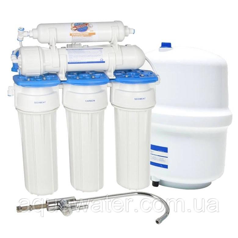 Фильтр питьевой воды Aquafilter RX-RO5-75