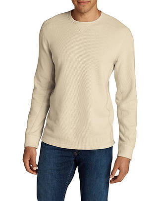 Eddie Bauer FAVORITE THERMAL CREW SHIRT