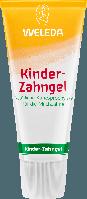Детская натуральная зубная паста-гель Weleda Zahngel Kinder, 50 ml
