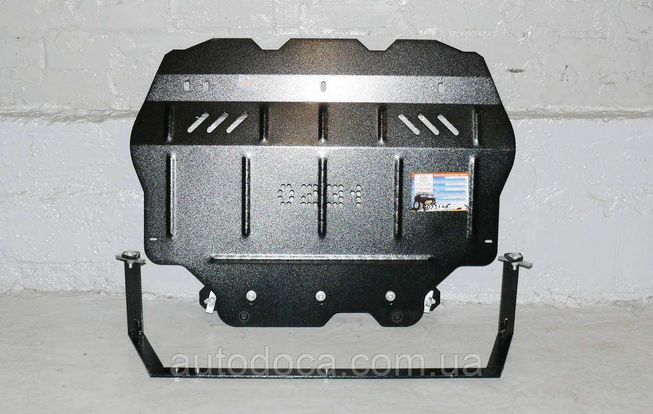Захист картера двигуна і акпп Seat Altea 2004-