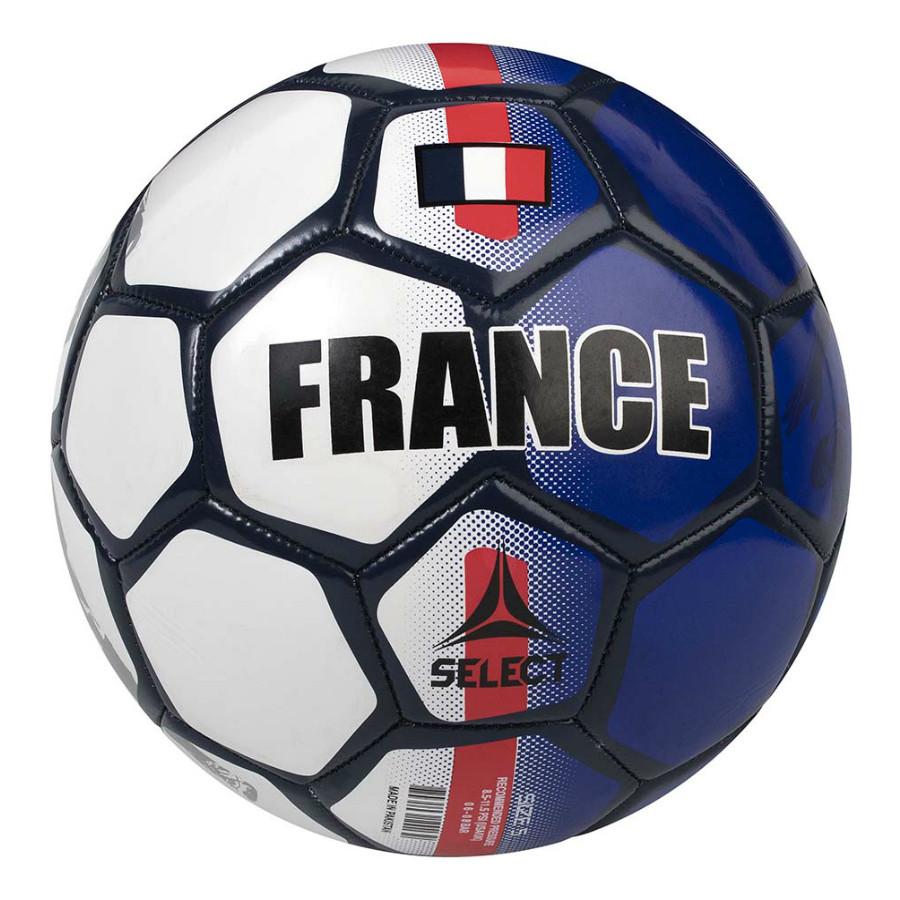 Мяч Футбольный Ball 4 Select FB WC 2018 FRANCE (1394802018 F) — в ... 0aa4f32d1fe