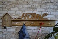 Вішалка з натурального дерева ''Home 4'' (Вешалка из натурального дерева ''Home4'')