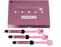 ESTELITE SIGMA QUICK 3 Syringe Kit(Эстелайт набор 3 шприца)