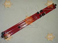 Штанги реактивные ВАЗ 2101 - 2107 СПОРТ! Квадратные трубы (цвет красный) (пр-во Россия) (с сайлентблоками от 2108!)