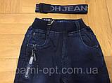 Джинсовые брюки утепленные для мальчиков , F&D , 104.110  рр  цена 360, фото 2