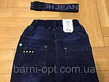 Джинсовые брюки утепленные для мальчиков , F&D , 104.110  рр  цена 360, фото 4