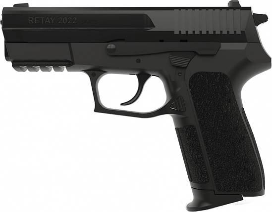 Стартовый пистолет Retay 2022 Black, фото 2