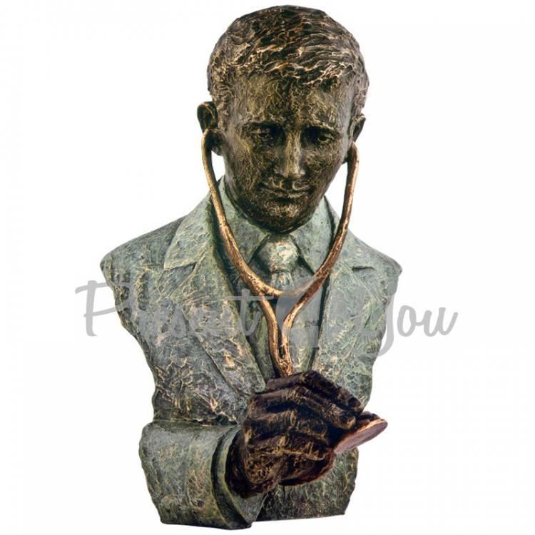 Статуэтка из керамики «Доктор» Anglada, h-29 см