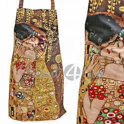 Фартук кухонный Г. Климт «Поцелуй» Carmani, 45х45 см