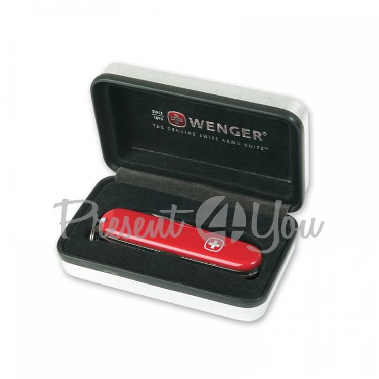 Коробка подарочная из метала Wenger