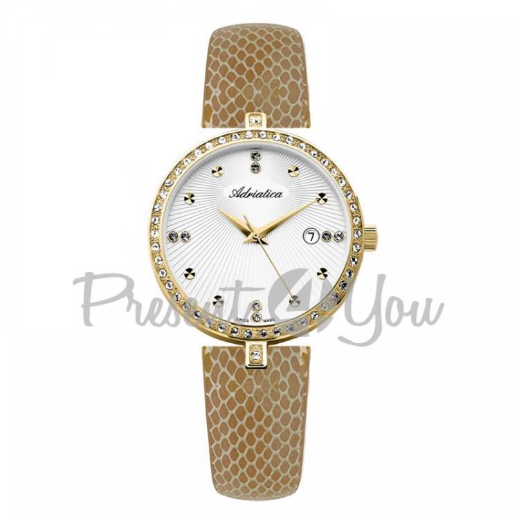 Женские часы ADRIATIKA ADR3695.1243QZ