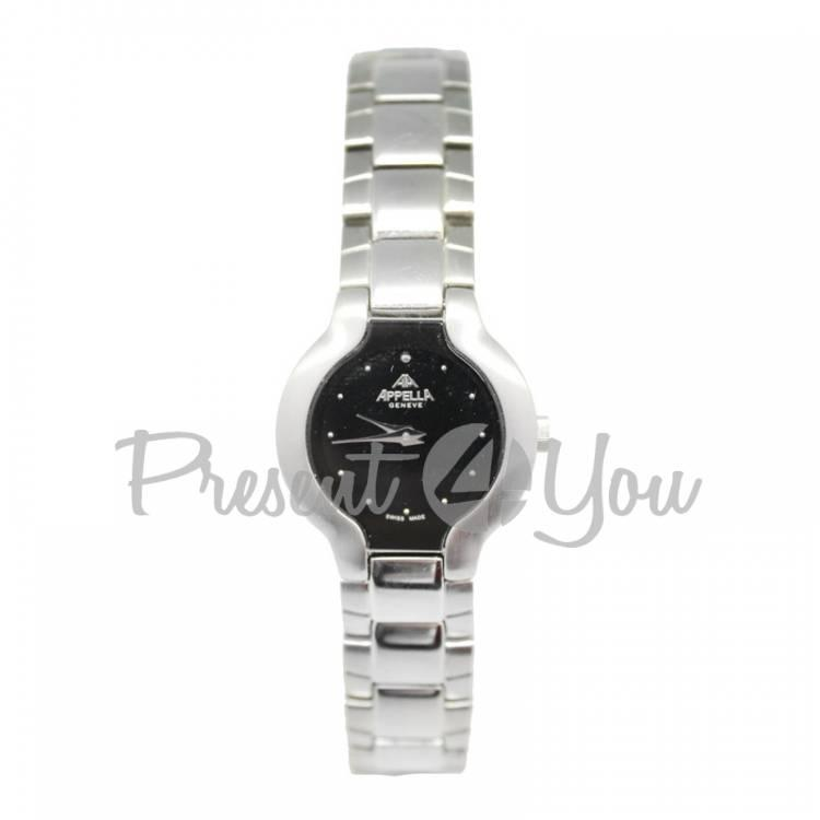 Женские швейцарские часы Appella A-348-3004