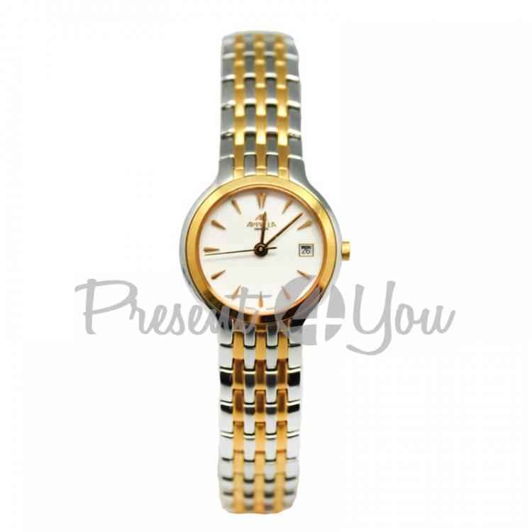 Женские швейцарские часы APPELLA A-598-2001