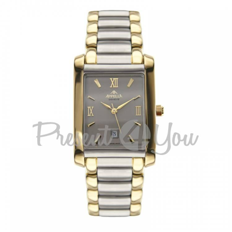 Мужские швейцарские часы Appella A-285-2003