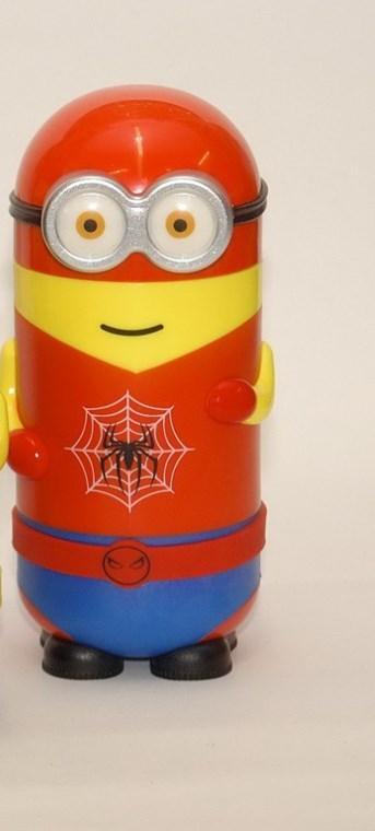 Детский термос 260 мл Миньон супергерой Т-62