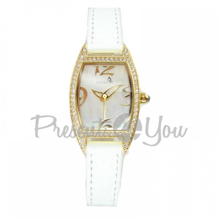 Женские французские часы Le Chic CL 2065 G WH