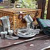 Корзина для пикника на 4 персоны с наполнением (123-0072), фото 4