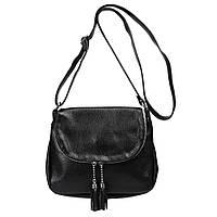 Кожаная женская сумка Марсель