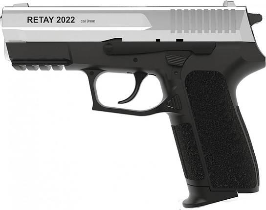 Стартовый пистолет Retay 2022 Chrome, фото 2