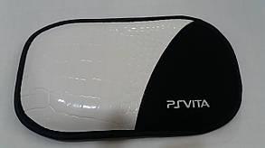 Кожанная сумочка-чехол для psp VITA