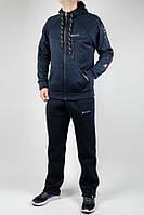 Зимний спортивный костюм Columbia 4907 Тёмно-синий