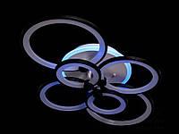 Светодиодная люстра Dh 8022/6BL LED dimmer