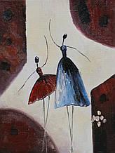 Картина масло, холст 40х30 Lubov Vakulenko № 2051