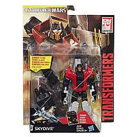 """Робот детский Трансформер-автобот Скайдайв """"Войны Гештальтов """" - Skydive, Deluxe Class, Combiner Wars, Hasbro"""