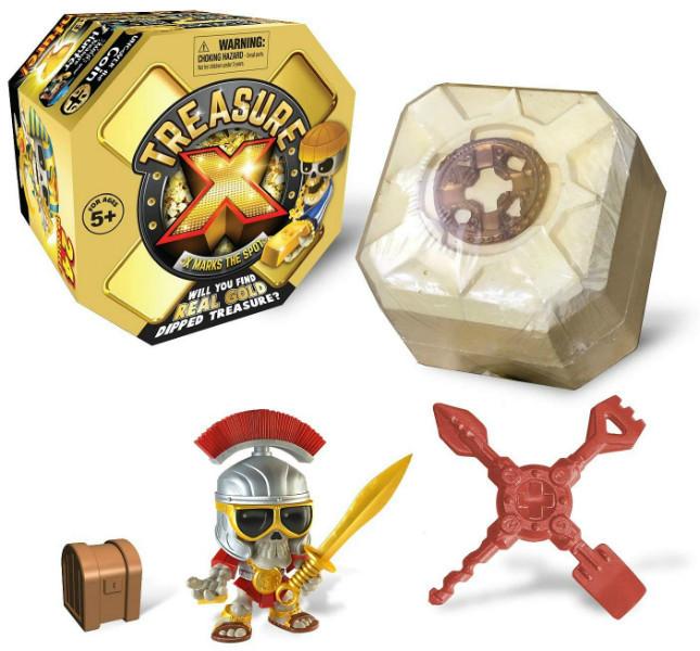 Treasure X S1 Фантастический набор-сюрприз В поисках сокровищ Moose Adventure Pack Moose Toys 08835