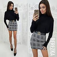 541608f5a86 Юбка мини трикотаж в категории юбки женские в Украине. Сравнить цены ...