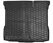 Поліуретановий килимок в багажник Lada XRAY 2015- (нижня полиця) (AVTO-GUMM)