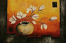 Картина масло, холст 40х60 Lubov Vakulenko № 2053