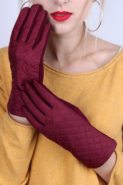 Молодежные перчатки на зиму
