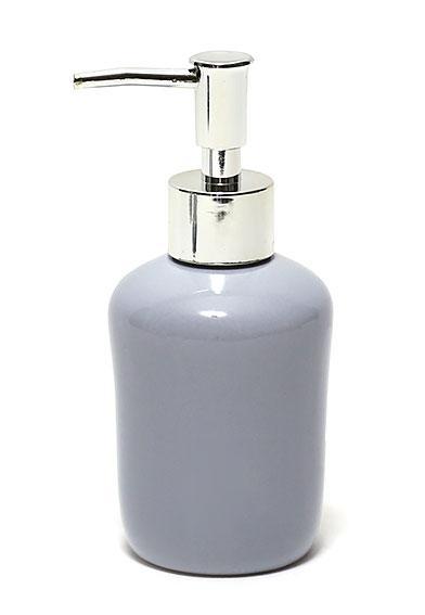 Диспенсер керамический для жидкого мыла/лосьона 15.3см серый BonaDi 848-157