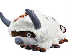 Мягкая игрушка Avatar flying bison Appa Аватар летающий бизон Аппа 40 см 27,142