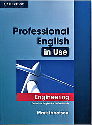 Professional English in Use Engineering with key