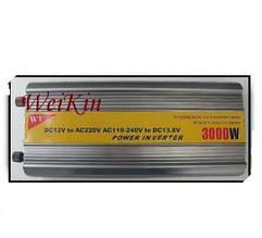 Перетворювач напруги ( Інвертор) 12V-220 Вольт 3000 Вт