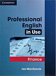 Professional English in Use Finance with key