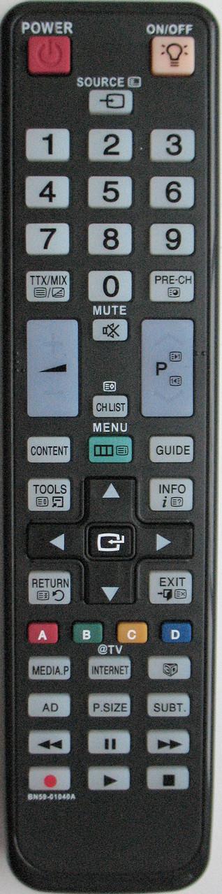 Пульт к телевизору  SAMSUNG. Модель BN59-01040A