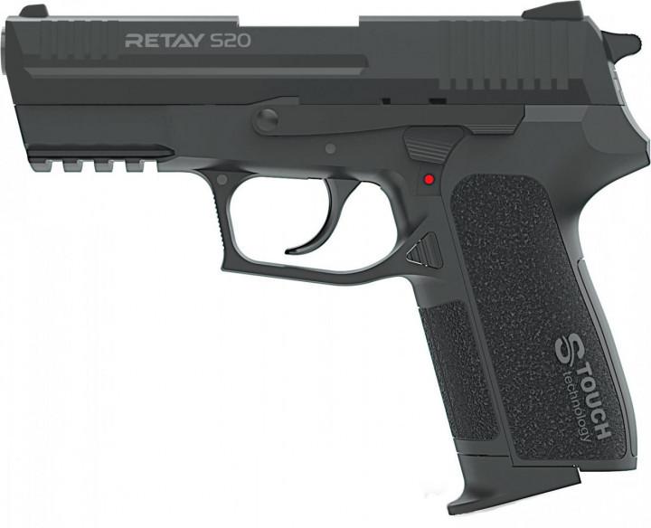 Стартовий пістолет Retay S20 Black